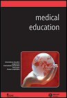 Portada de la revista Medical Education